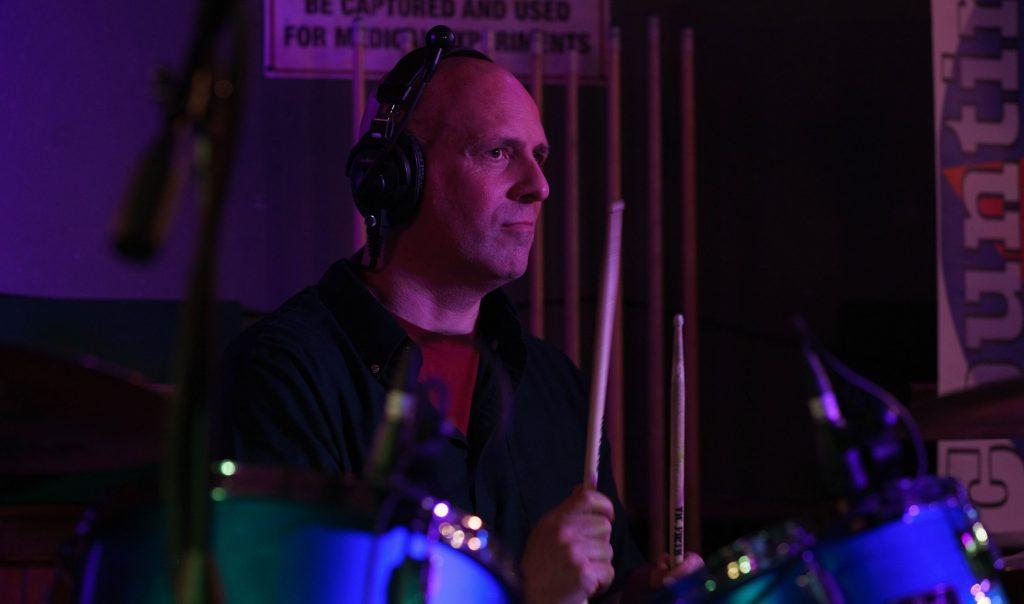 Image of Craig Saunders - drummer