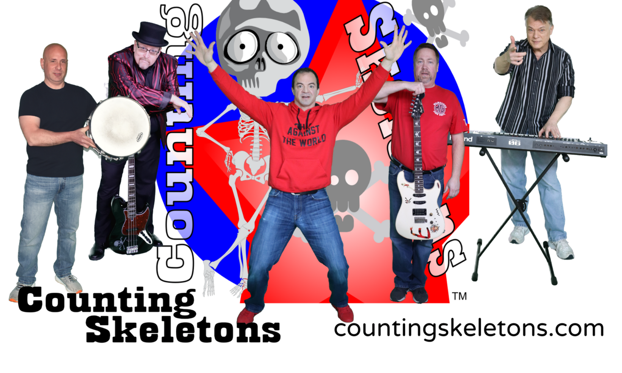 Counting Skeletons